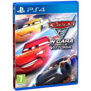 Warner Bros Cars 3